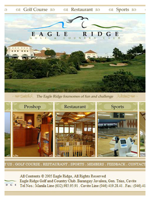 Eagle Ridge Golf & Country Club