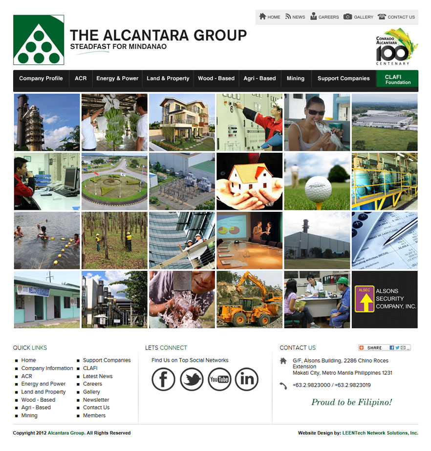 The Alcantara Group